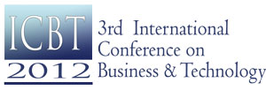 International Conference on Business, Technology & Engineering 2012